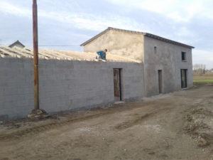 Travaux de rénovation - Rénovation bâtisse