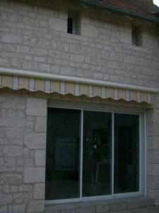 façade en parement